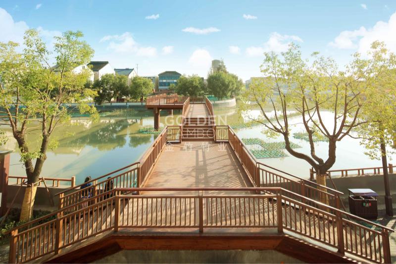 湖州三长公园