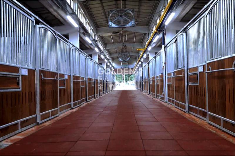 韓國果川市馬場