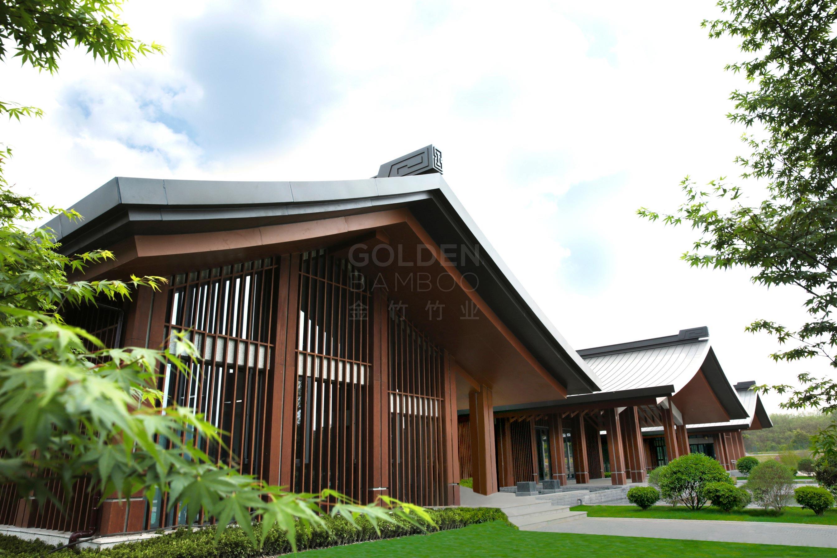 成都青龙湖游客中心